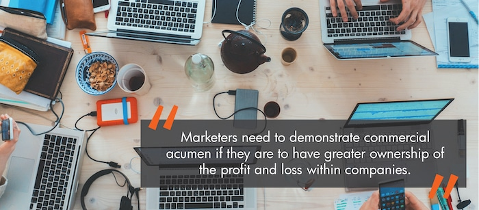 Marketing Skills - with quote