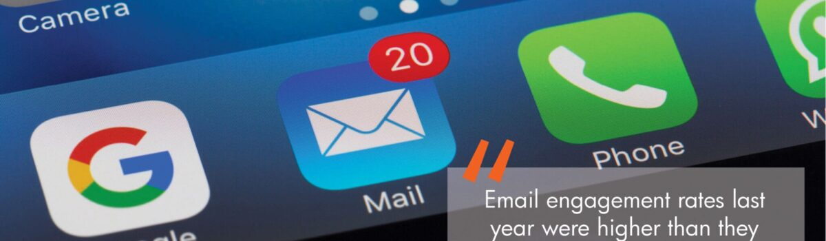 The rebirth of email as a marketing tool
