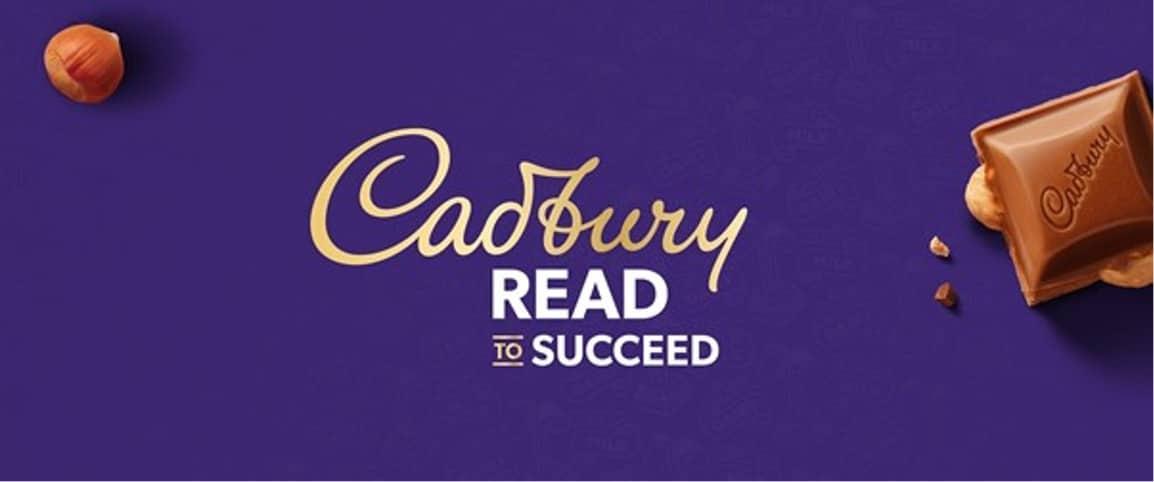 Cadbury read to succeed
