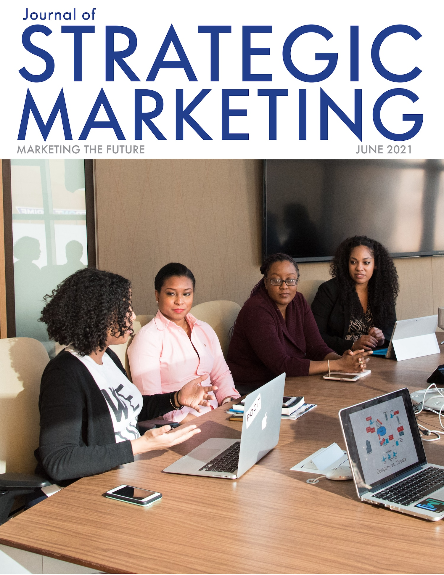 Strategic marketing - Cover image