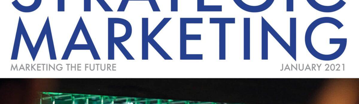 Journal of Strategic Marketing Newsletter – March 2021
