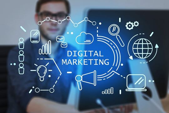 Digital Marketing as a career web