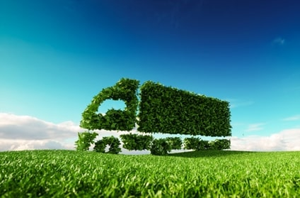 Green Logistics web