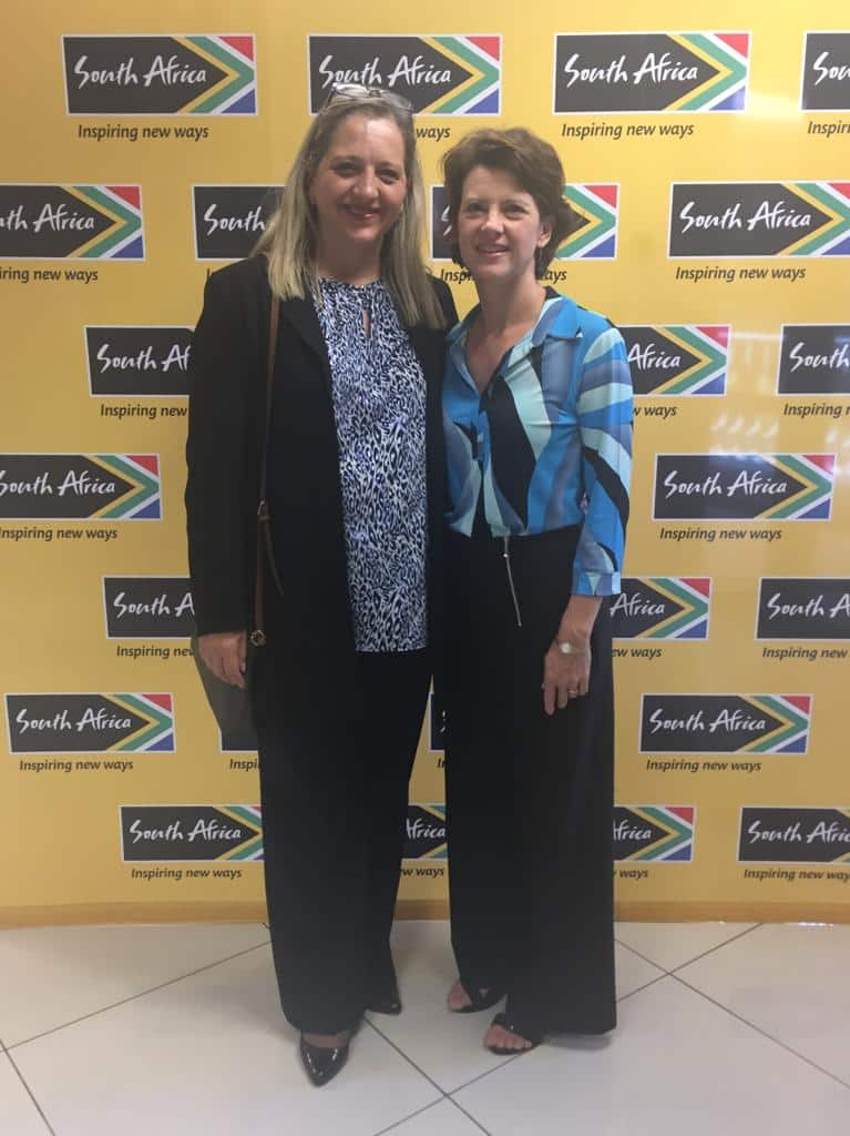 IMM's Academic Head Angela Bruwer And Claudine Botha (Global Marketing Lecturer) Participating In Brand SA's SA Inc Project Review Research That Matters