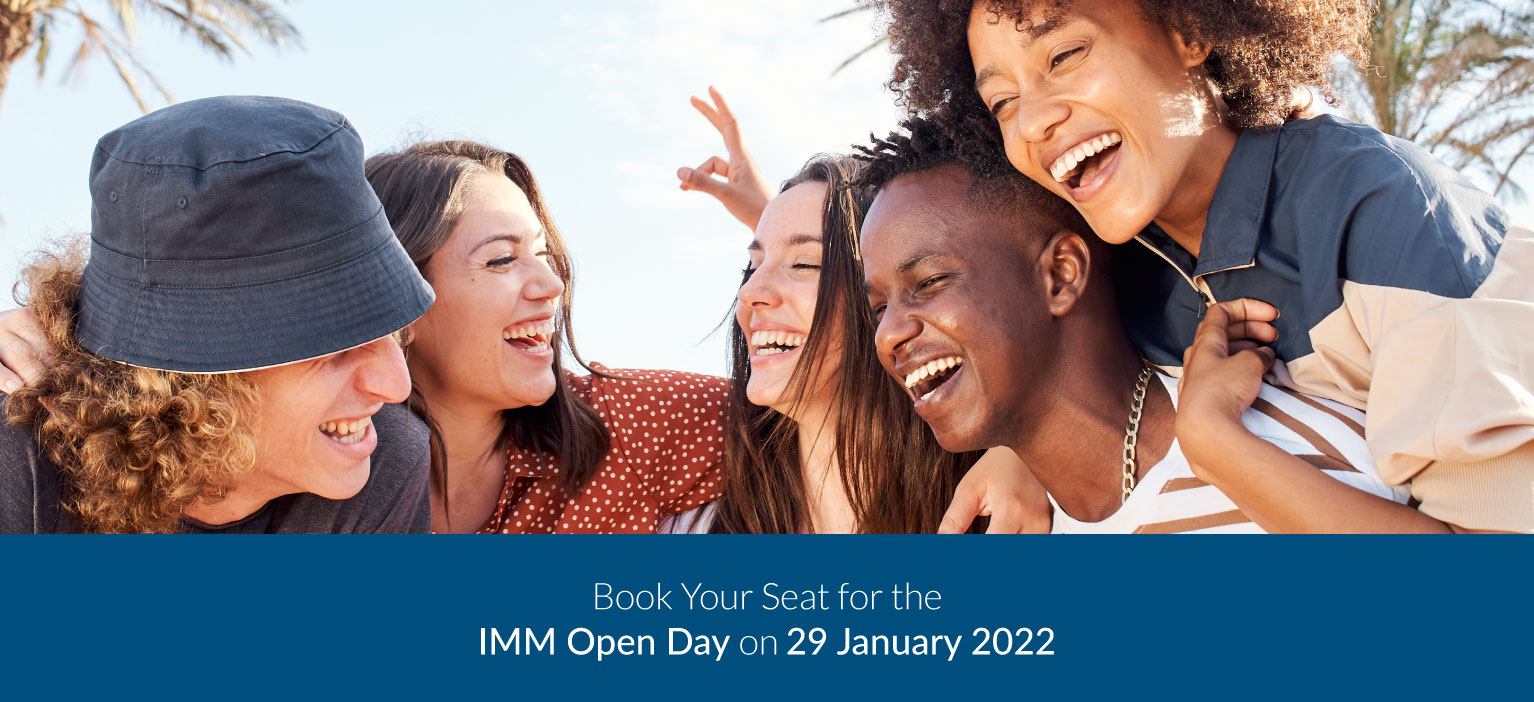 IMM Open Day, 29 January 2022