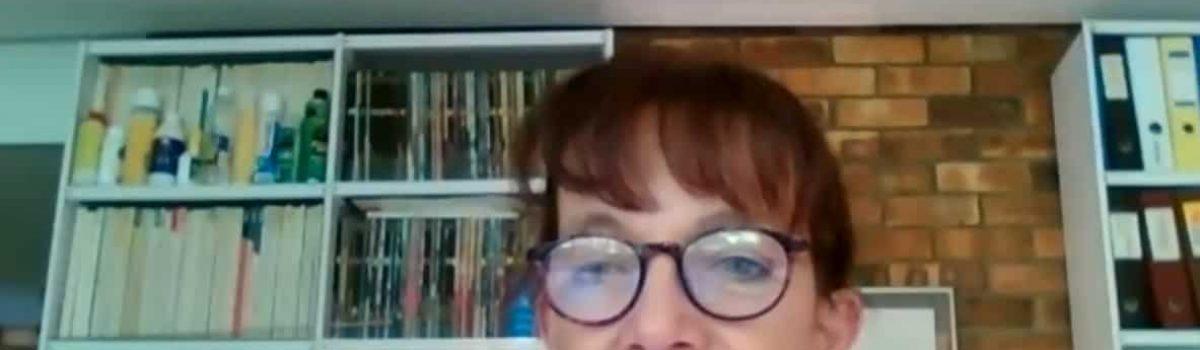 Virtual IMM Fridays – Marzia Stropoli