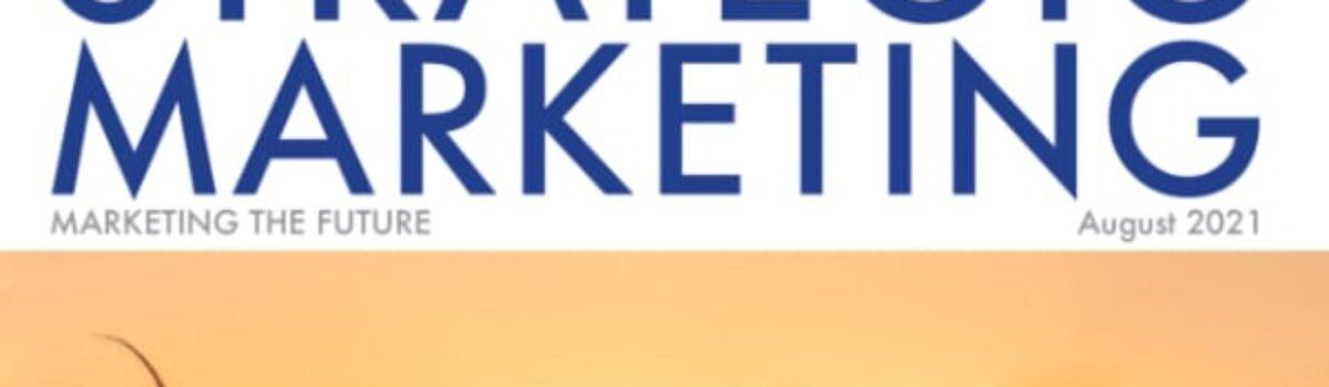Journal of Strategic Marketing Newsletter – August 2021