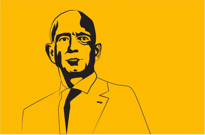 Jeff Bezos is super-duper rich