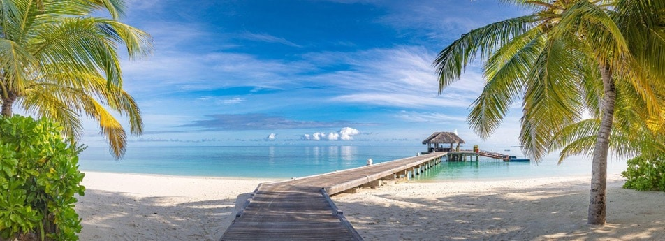 Maldives - vacation to promote tourism