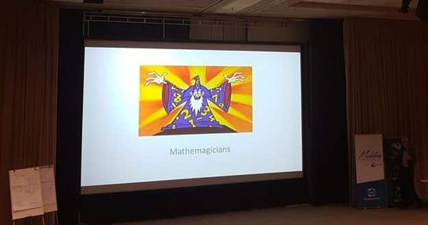 Mathemagicians