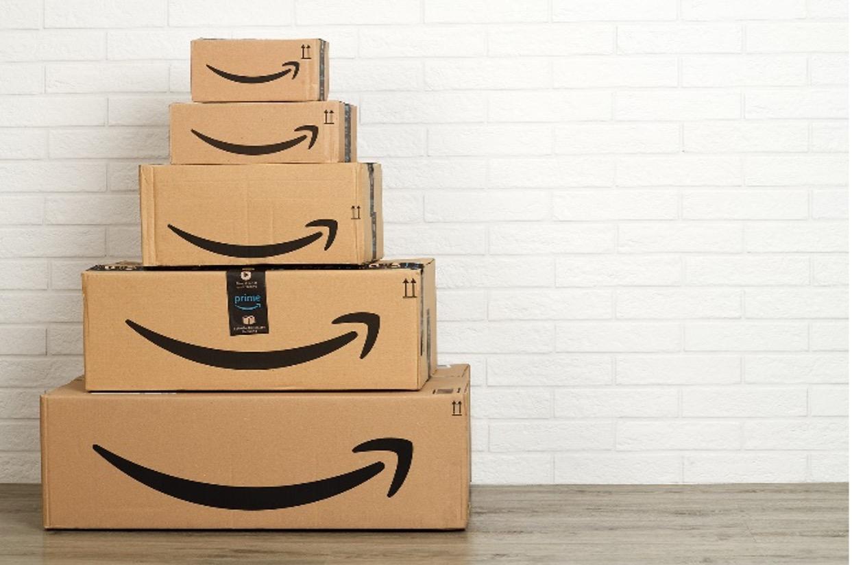 Amazon - Prime Boxes