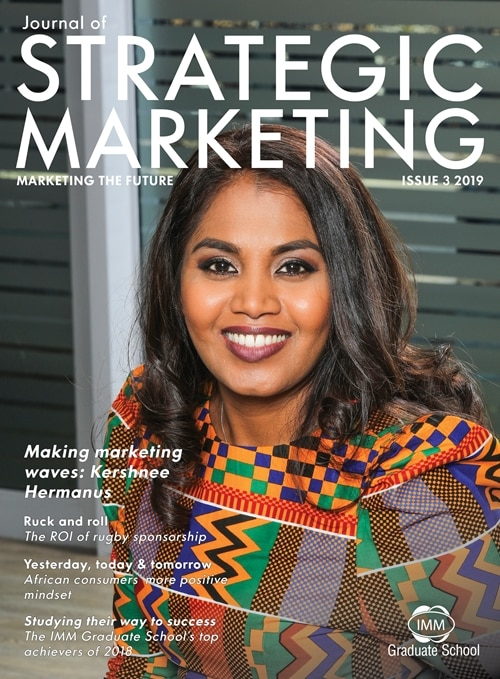 Strategic Marketing August 2019 Cover Web