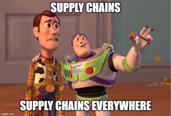 Supply Chain Meme