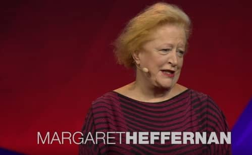TED Talk Margaret