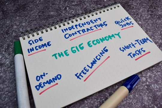 The gig economy reenergised by Covid-19 web