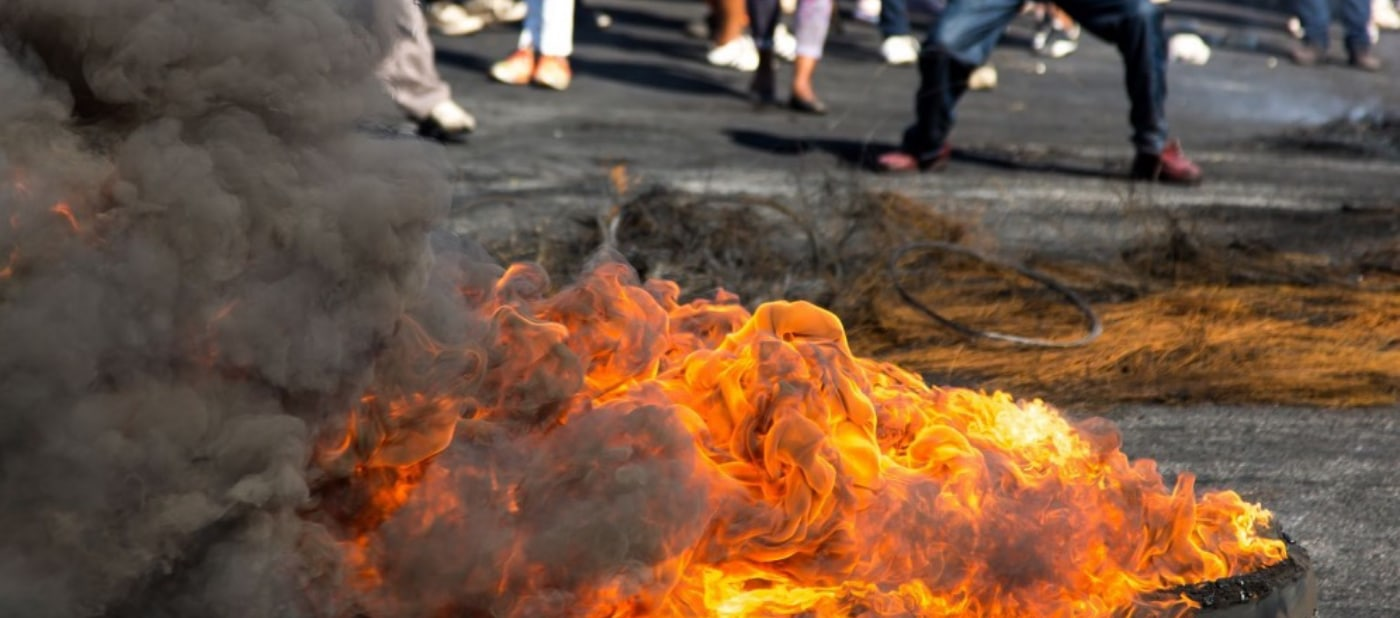 When unrest hits SA - IMM Blog Image