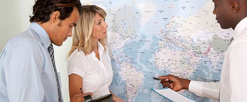 BCom in International Supply Chain Management