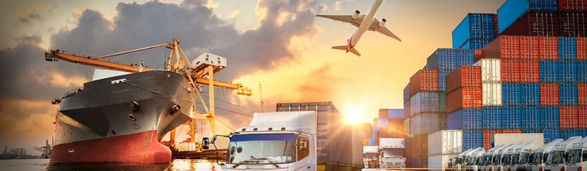 Unprecedented disruption has reshaped the future of logistics